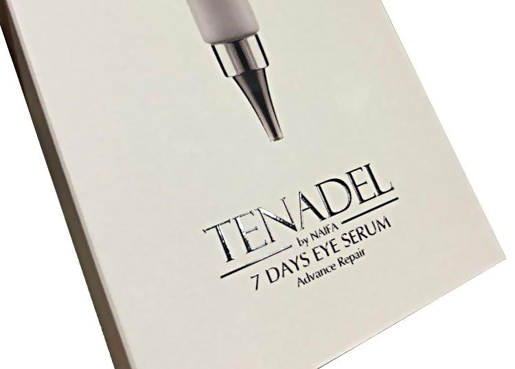 tenadel 7 days eye serum